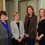 Women 4 Women Champions; Lisa Workman, Vicki Buster, Leslie Taylor and Karen Busse.
