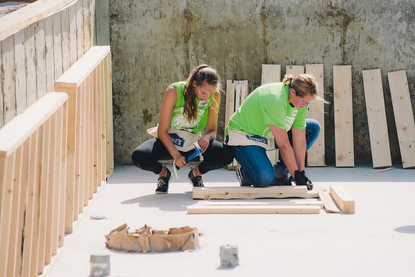 Women Build 2016