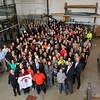 Ironworker Women at Local 63 Chicago  4-28-16
