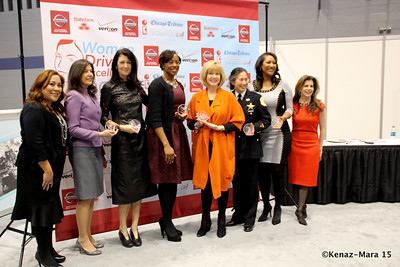 Women Driving Excellence 2015