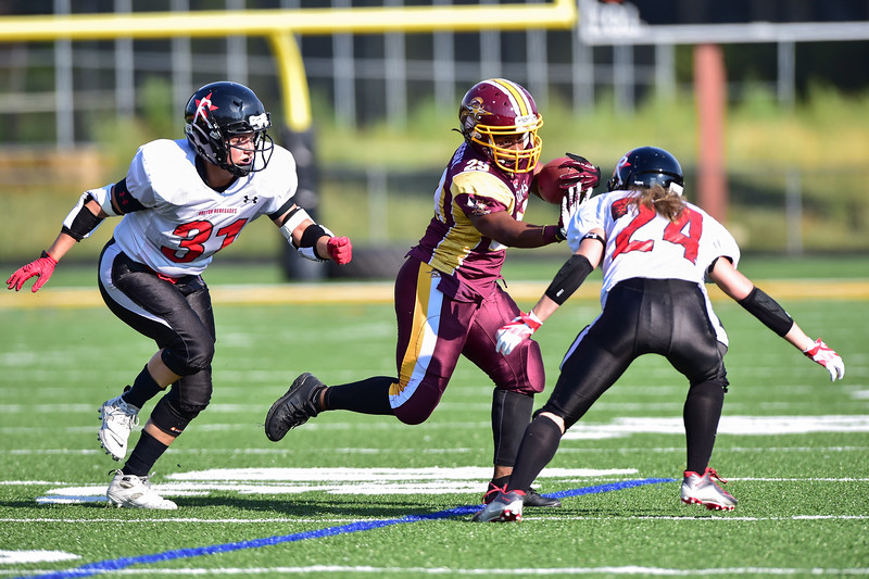 Woman's Football Alliance: DC Divas 47 vs. Boston Renegades 21