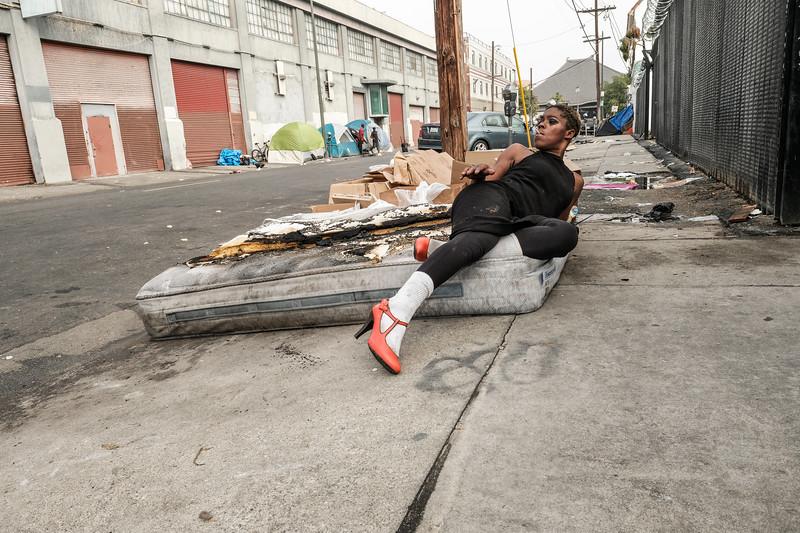 Crocker Avenue, Los Angeles