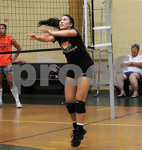 02-01-10 ASICS Rainbow Volleyball Club Hawaii