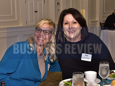 Desiree Kelleigh from Alliance Worldwide Investigative Group and attorney Catherine Hedgeman.