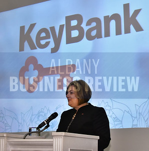 Frances O'Roarke, Capital Region Market Leader for sponsor KeyBank