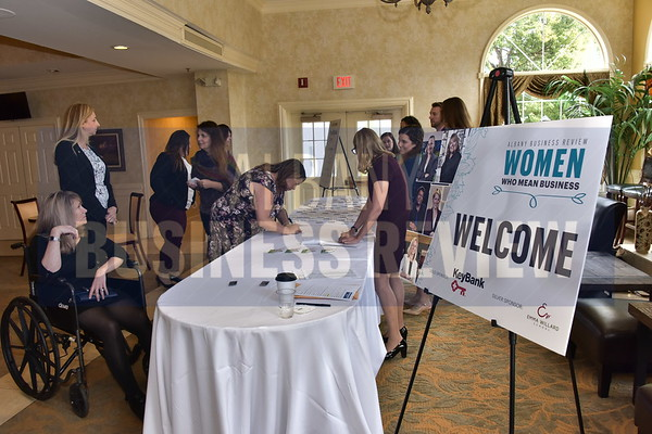 Women Who Mean Business 2017