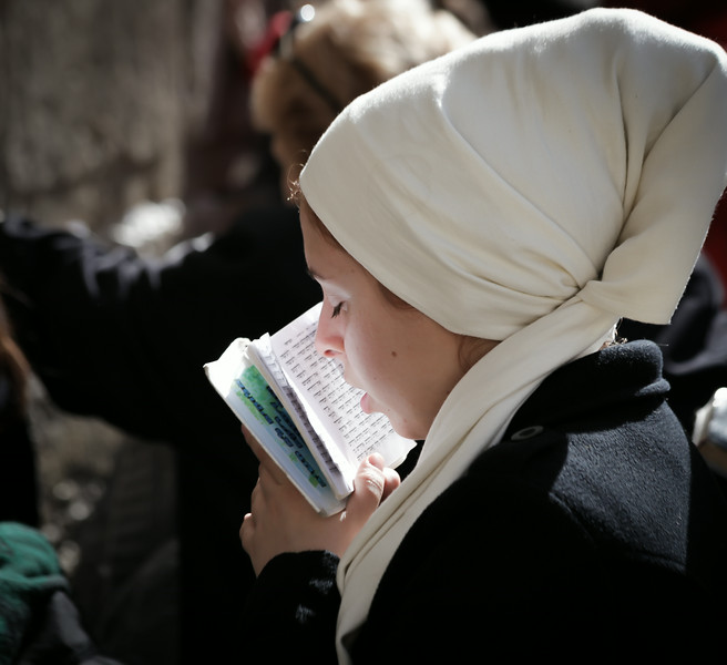 Women at the Kotel