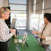 GMU Women in Business Wine Tasting event at Convene in Tysons Corner, VA, on Tuesday, June 6, 2017. John Boal Photography