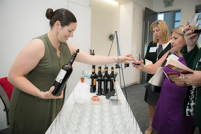 Tour of Spain Wine Reception