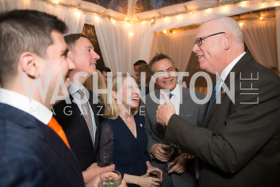 Jeremy Berkowitz, Chris McCanell, Meg Hargreaves Peter Pappas, Senator Joe Crowley