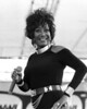 Patti Labelle performing live at the New Orleans Jazz & Heritage Festival on April 29, 1993.