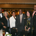 James and Eula Fox, Jessica Holman, Steve Tharpe, Jania Banley and Keith Satterfield.