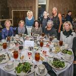 Jennifer Merrick, Lisa Bauman, Kim Freeman, Lindsey Miller, Debbie Wexler, Angie Broom, Marita Willia, Elizabeth Hughes and Angela Arnett.