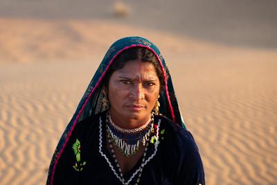 2019, India, Great Indian Desert