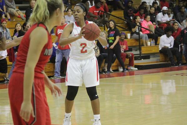 Women's Basketball 2015-2016 Action Photos