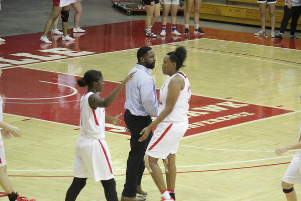 Women's Basketball vs. Labette Nov. 5, 2016