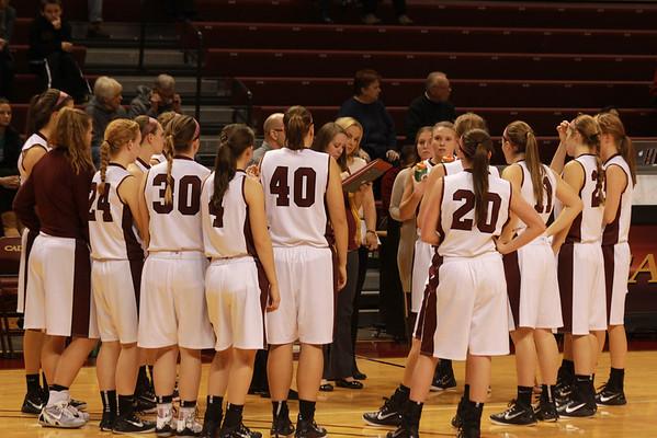 Women's Basketball vs. Lakeland