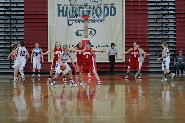 2010-2011 Girls Bball