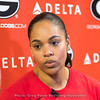 Joni Taylor – NCAA tournament selection show – March 12, 2018