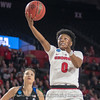 Taja Cole - 2018 NCAA Women's Tourney - Georgia vs. Duke