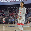 Gabby Connally - 2018 NCAA Women's Tourney - Georgia vs. Duke