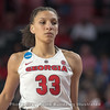 Mackenzie Engram - 2018 NCAA Women's Tourney - Georgia vs. Duke