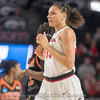 Mackenzie Engram – 2018 NCAA women's basketball tournament, round one – March 17, 2018