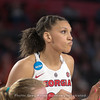 Mackenzie Engram– 2018 NCAA women's basketball tournament, round one – March 17, 2018