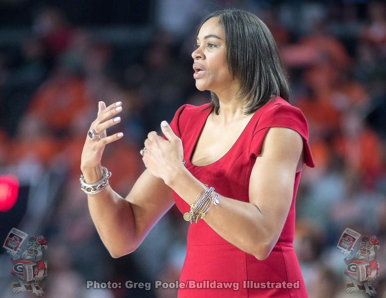 Joni Taylor– 2018 NCAA women's basketball tournament, round one – March 17, 2018