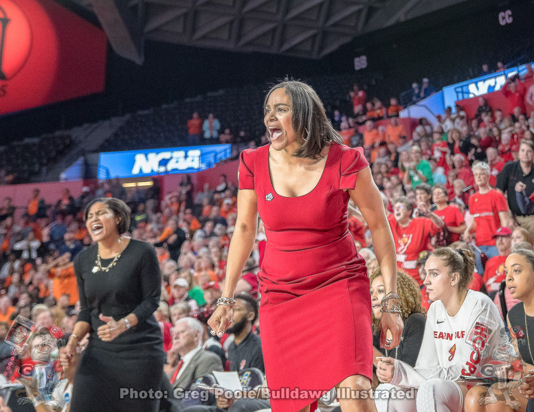Joni Taylor – 2018 NCAA women's basketball tournament, round one – March 17, 2018