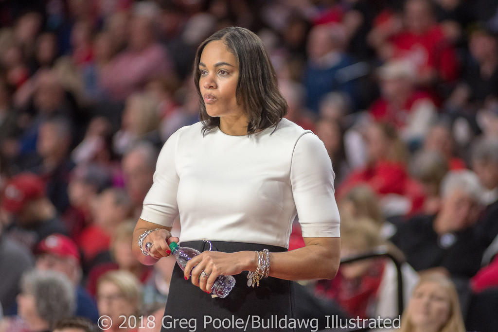 Joni Taylor - Georgia vs. Florida – February 25, 2018