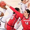 Women's Basketball: Auburn vs Georgia