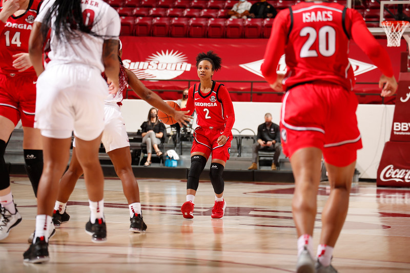Georgia guard Gabby Connally (2)<br /> <br /> (Photo by Rodger Champion)