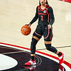 Georgia guard Gabby Connally (2) during a game against Arkansas at Stegeman Coliseum in Athens, Ga., on Monday, January 25, 2021. (Photo by Tony Walsh)