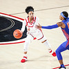 Georgia guard Gabby Connally (2) during a game against Florida at Stegeman Coliseum in Athens, Ga., on Sunday, Jan. 10, 2021. (Photo by Tony Walsh)