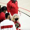 Oklahoma during a game against Georgia in Athens, Ga., at Stegeman Coliseum on Sun., Dec. 6, 2020. (Photo by Chamberlain Smith)