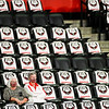 During a game against Oklahoma in Athens, Ga., at Stegeman Coliseum on Sun., Dec. 6, 2020. (Photo by Chamberlain Smith)