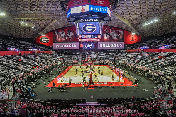 Georgia vs. Tennessee - Game 2 - February 21, 2021