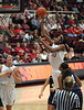 Stanford's Nnemkadi Ogwumike shoots for two