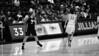 Stanford senior Jillian Harmon goes on defense after scoring a basket