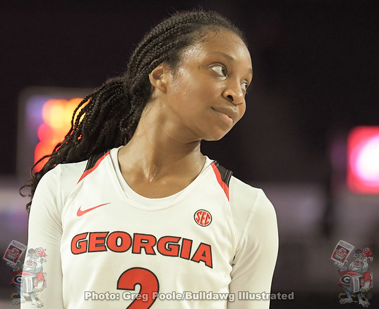 UGA Women's Basketball 2019-20 - Season Photos