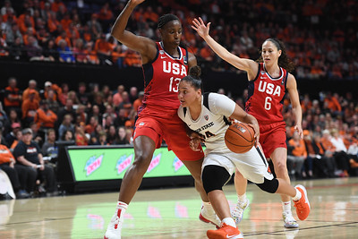 OSU vs  Team USA Womens Basketball 110419 Leon Neuschwander1384