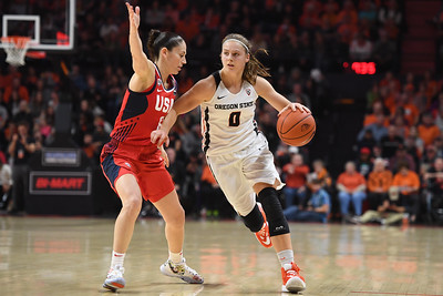 OSU vs  Team USA Womens Basketball 110419 Leon Neuschwander1377