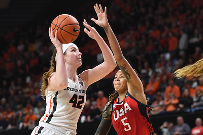 OSU vs  Team USA Womens Basketball 110419 Leon Neuschwander1392
