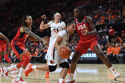 OSU vs  Team USA Womens Basketball 110419 Leon Neuschwander1394