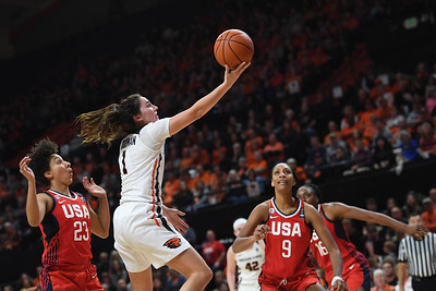 OSU vs  Team USA Womens Basketball 110419 Leon Neuschwander1415
