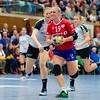 EHF Cup Frauen - 16/17 - SG BBM Bietigheim vs. Byasen Trondheim