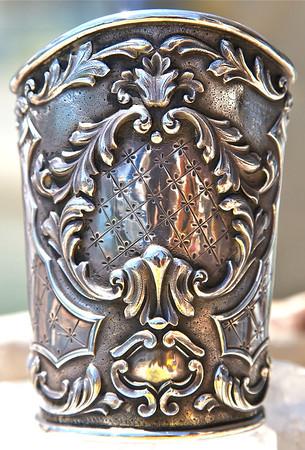 Silver cuff, Portugal