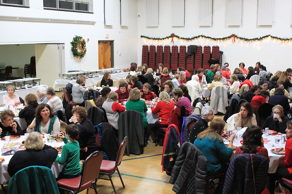 2017 Women's Guild Christmas Giving Celebration