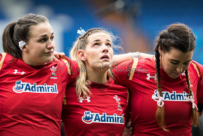 Wales women v Ireland women   RBS Womens Six Nations championship 2017   rugby international  March 11th 2017